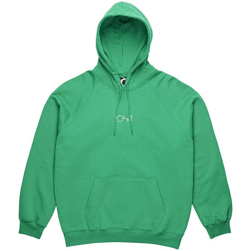 Polar Default Hoodie Green