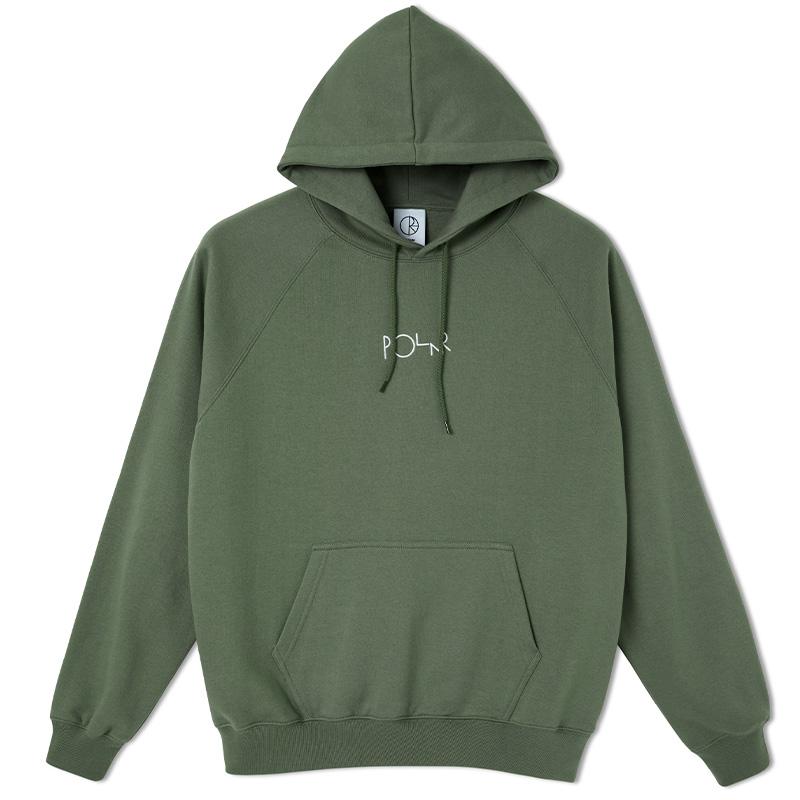 Polar Default Hoodie Khaki