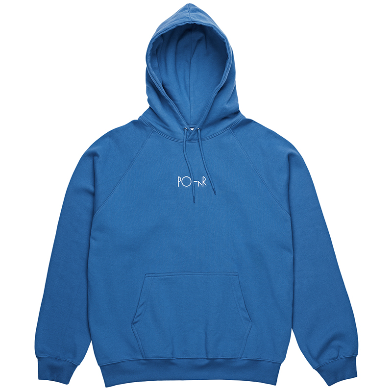 Polar Default Hoodie Myknos Blue