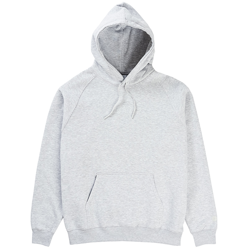 Polar Default Hoodie Sports Grey