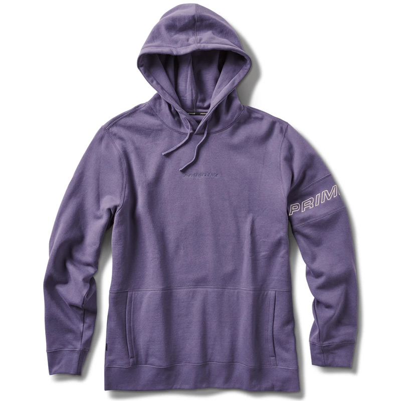 Primitive Broadway Hoodie Purple