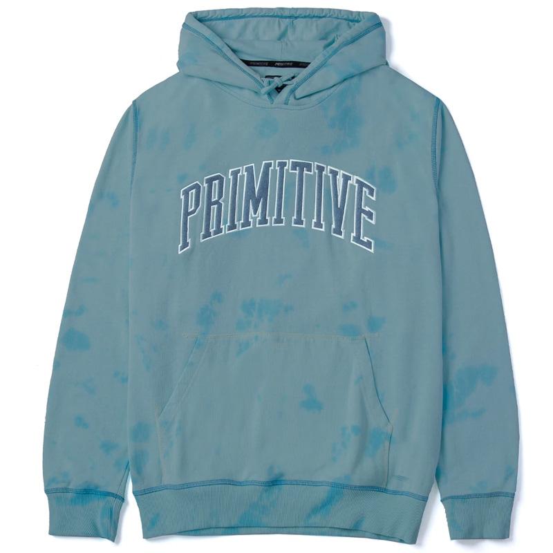 Primitive Cliver Collegiate Hoodie Slate