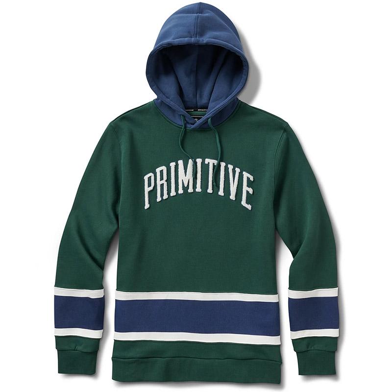 Primitive Ninety Nine Hoodie Green