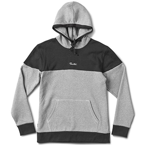 Primitive Pacer Hoodie Grey Heather
