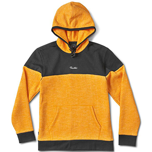 Primitive Pacer Hoodie Sunset Heather
