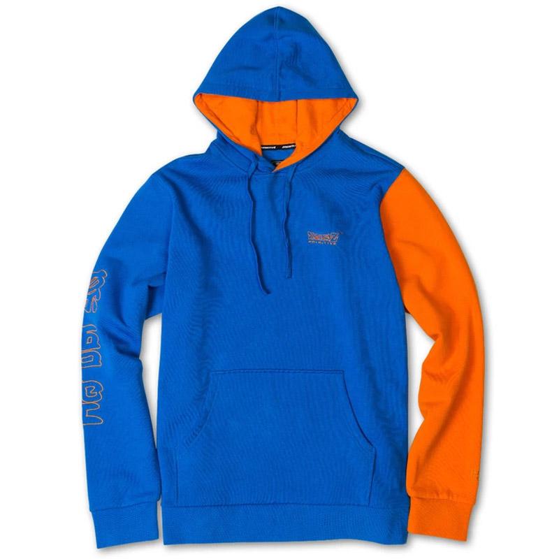 Primitive x DBZ Goku Hoodie Blue