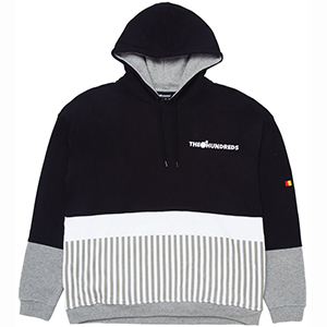 The Hundreds End Hoodie Black