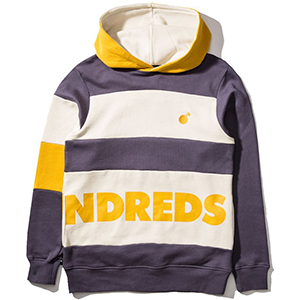 The Hundreds Fig Hoodie Deep Purple