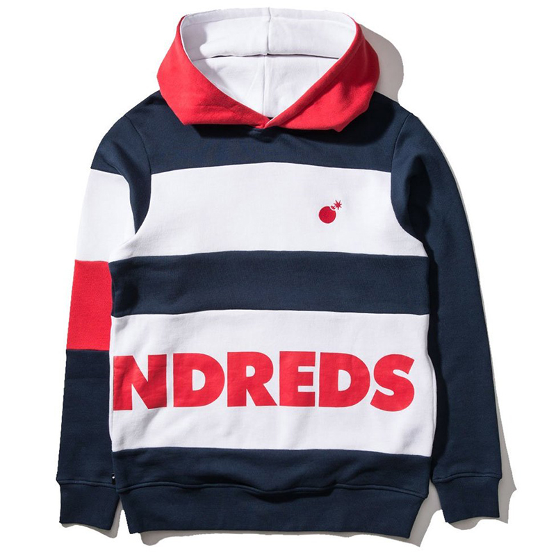 The Hundreds Fig Hoodie Navy