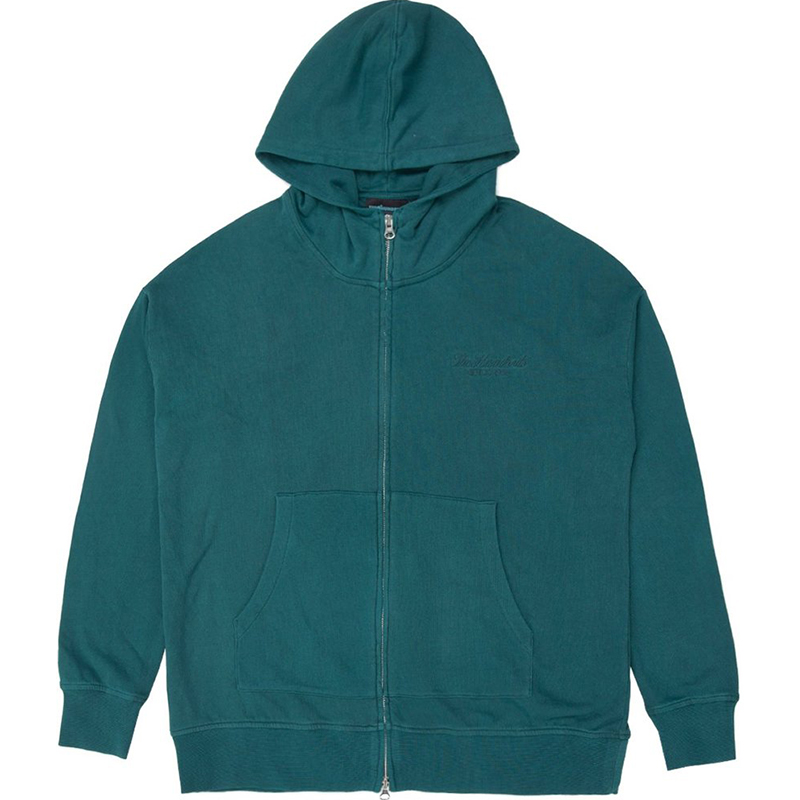 The Hundreds Nate Hoodie Deep Teal