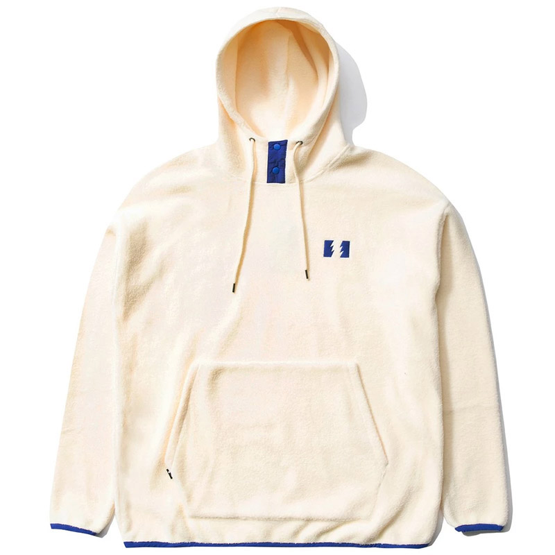 The Hundreds Shadewell Hoodie Off White