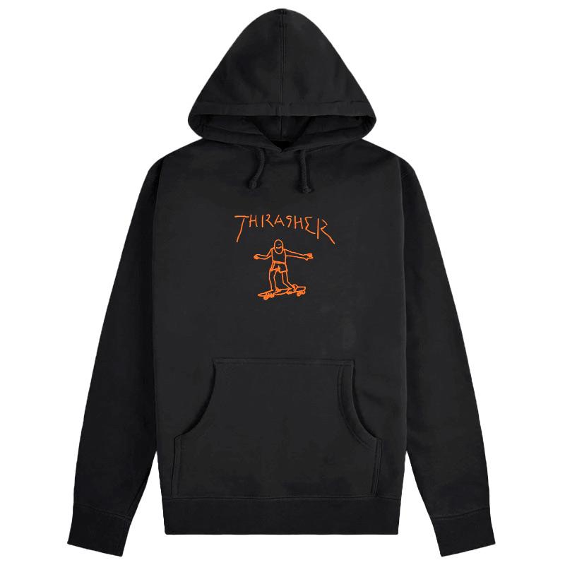 Thrasher Gonz Hoodie Black