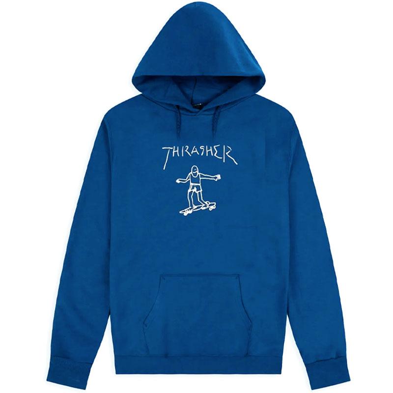 Thrasher Gonz Hoodie Royal