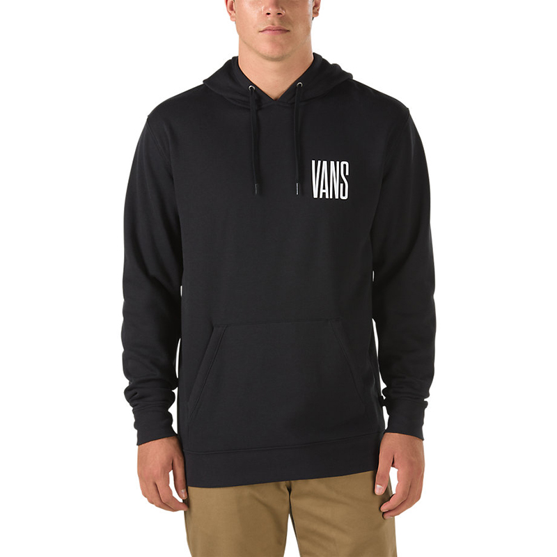 Vans Big Hit Hoodie Black
