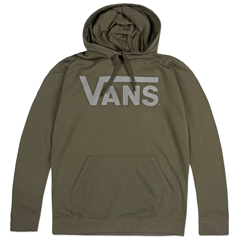 Vans Classic Hoodie Grape Leaf/Frost
