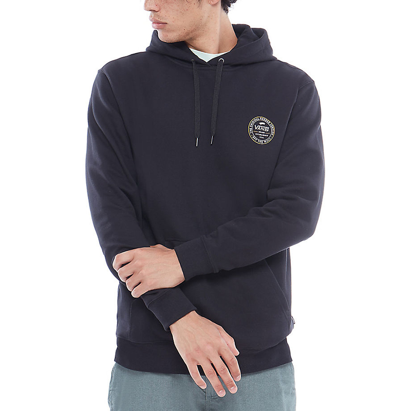 Vans Established 66 Hoodie Black