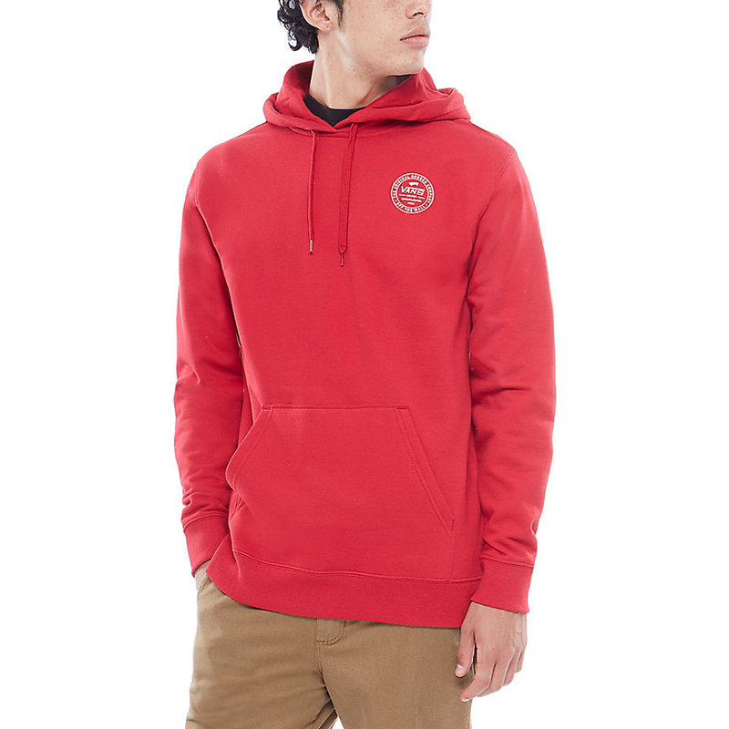 Vans Established 66 Hoodie Chili Pepper