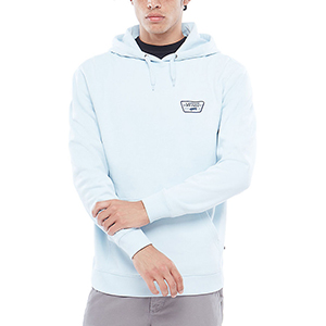 Vans Full Patched Hoodie Baby Blue