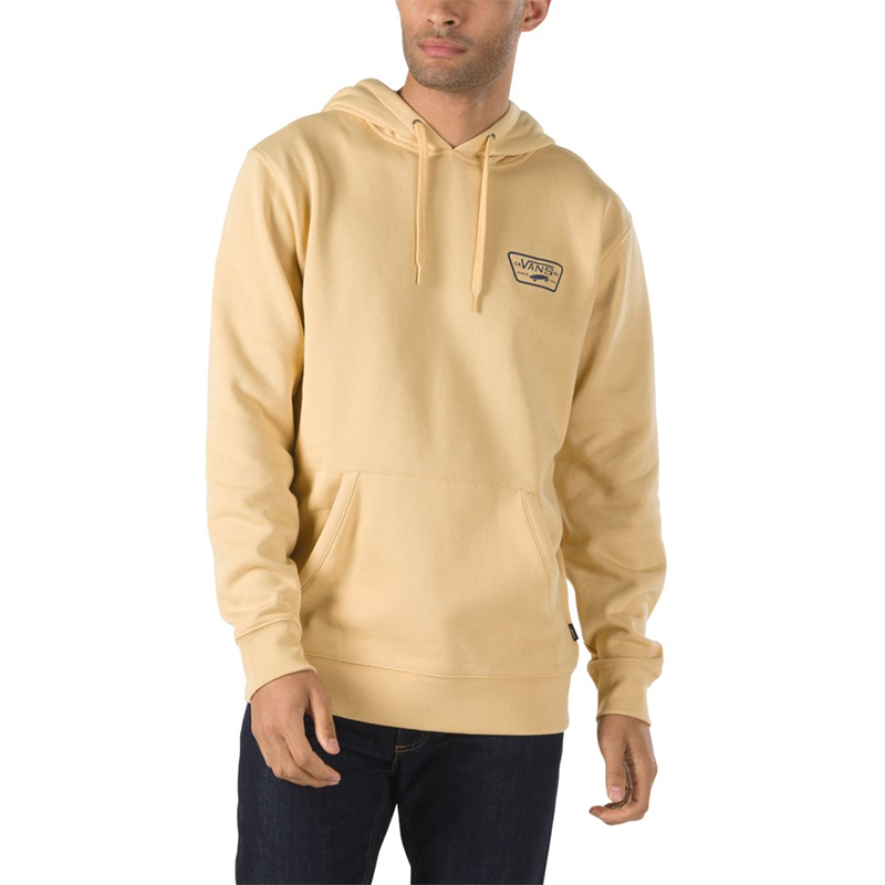 Vans Full Patched Hoodie New Wheat