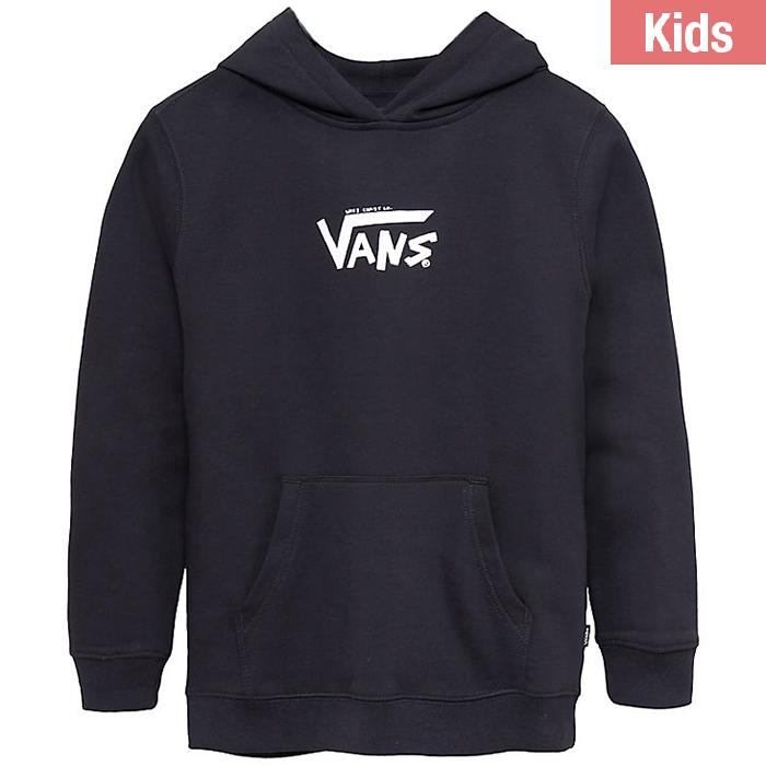 Vans Kids I Want Vans Hoodie Black