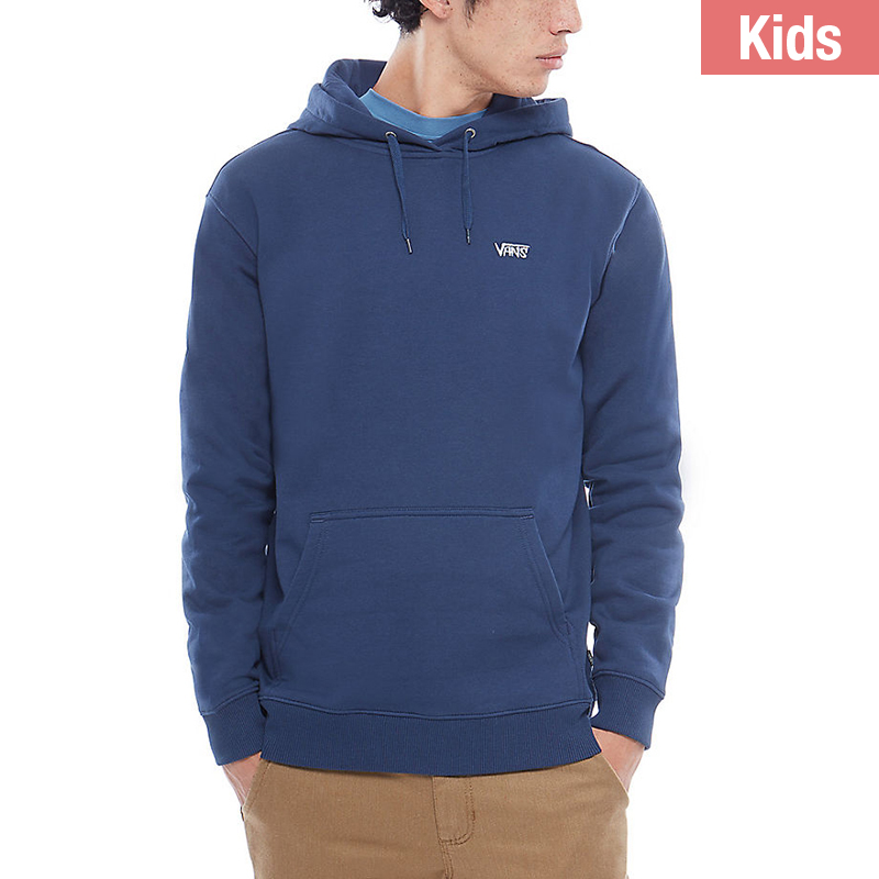 Vans Kids Sketch Tape Hoodie Dress Blues