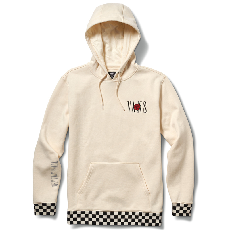 Vans Kyle Walker Hoodie Antique White