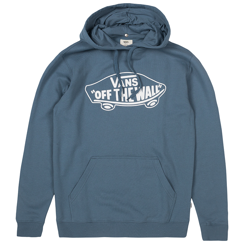 Vans Otw Fleece Hoodie Blue Mirage White