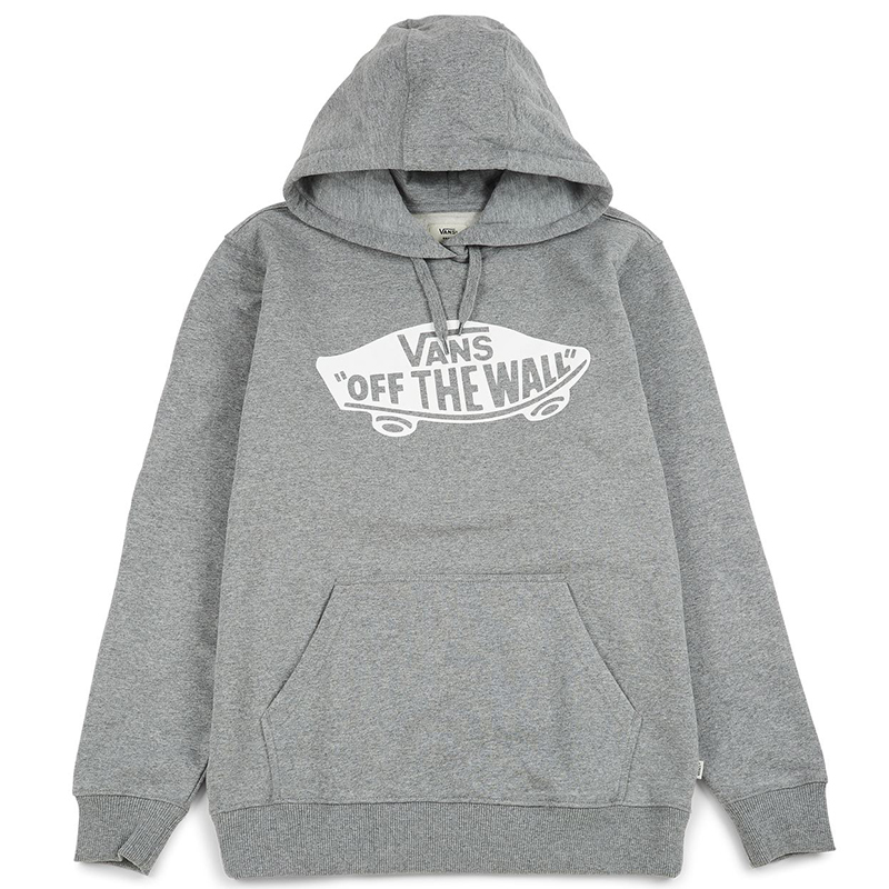 Vans Otw Fleece Hoodie Concrete Heather