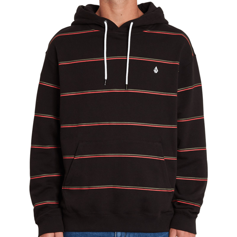 Volcom Cannione Pullover Fleece Black