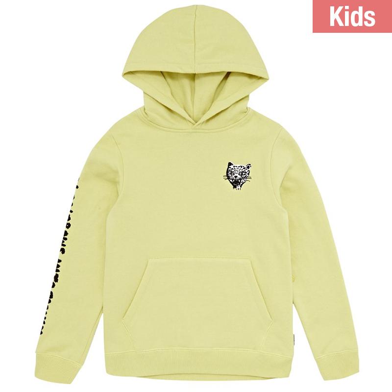 Volcom Kids Shoots Hoodie Lime