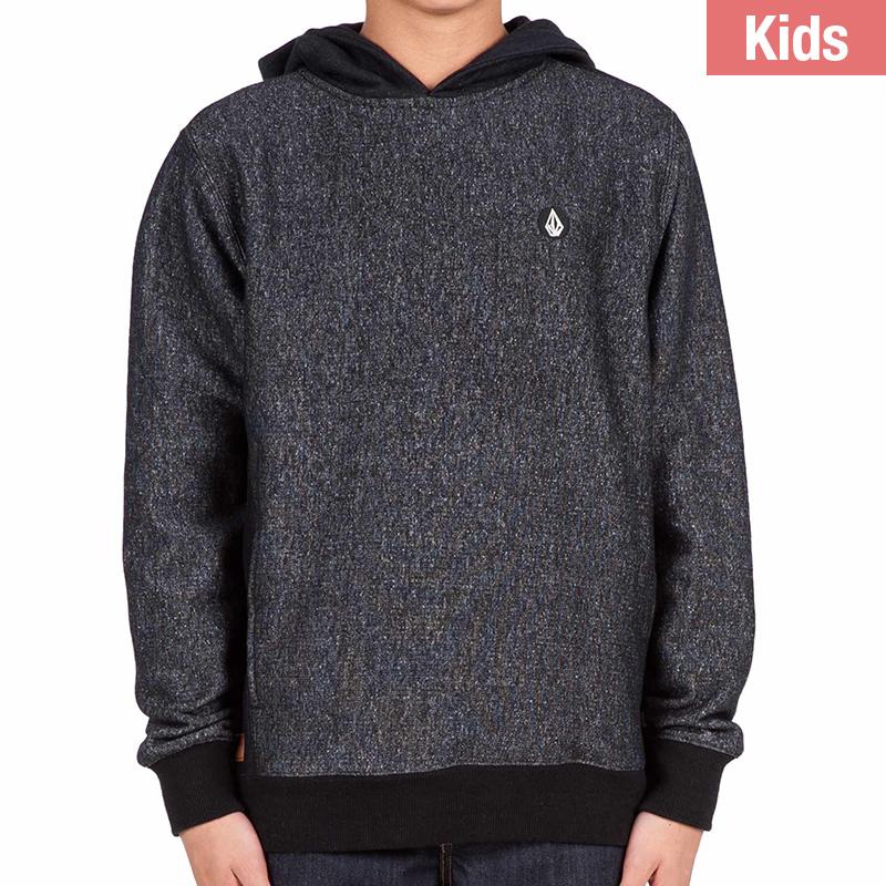 Volcom Kids Static Stone Sweater Black