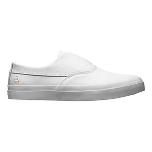 HUF Dylan Slip On White
