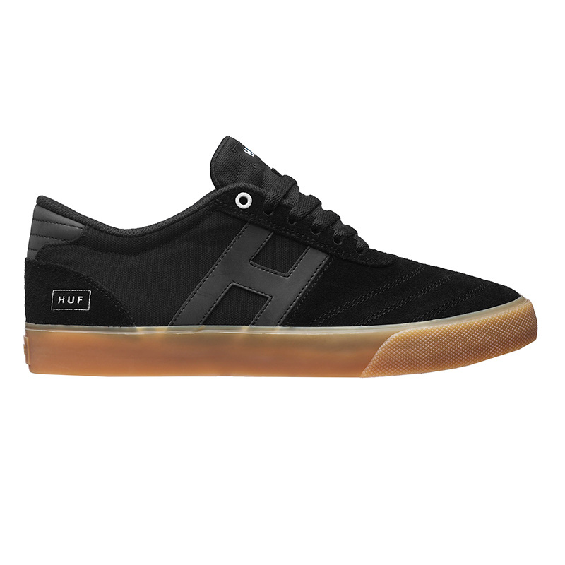 HUF Galaxy Black/Black/ Gum
