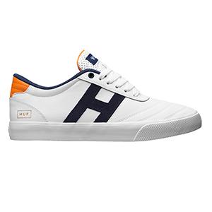 HUF Galaxy White/Orange/Navy