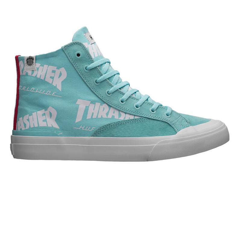 HUF X Thrasher Classic Hi Indy Mint