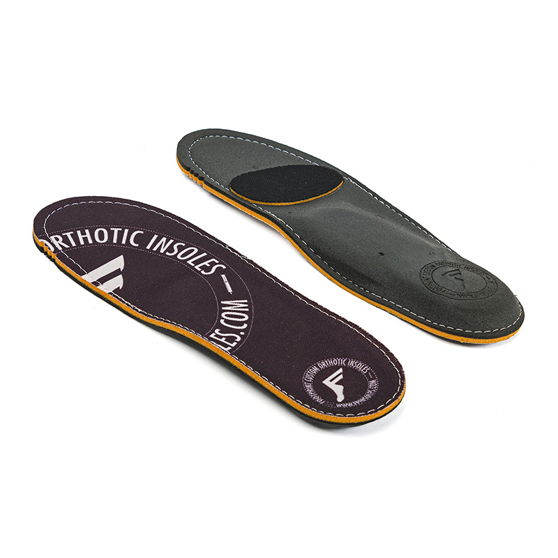 Footprint Game Changers Footprint Logo Insole