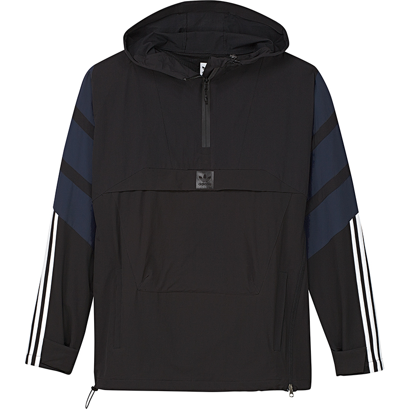 adidas 3St Jacket Black/Conavy/Carbon