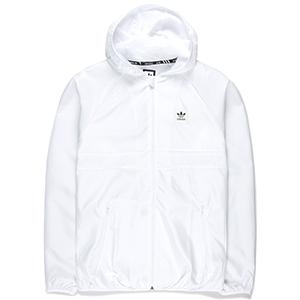 adidas Bb Wind Jacket White/White