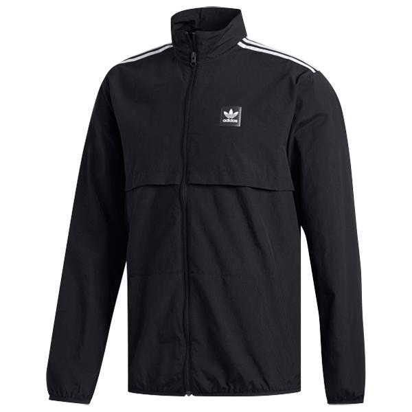 adidas Classic Action Jacket Black/White