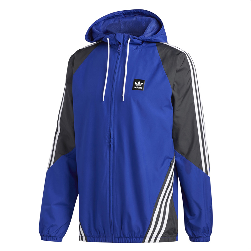 adidas Insley Jacket Actblu/Dgsogr/White