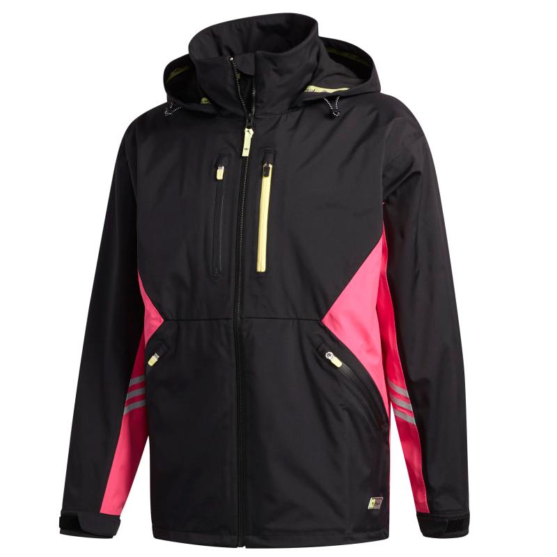 adidas Metropolitan Jacket Black/Reamag/Yeltin