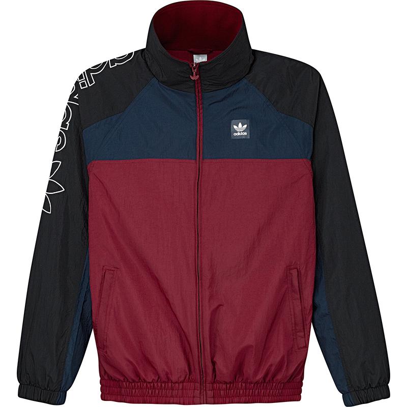 adidas Protect Jacket Black/Conavy/Cburgu