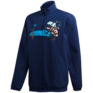 adidas X Helas Jacket Dark Blue