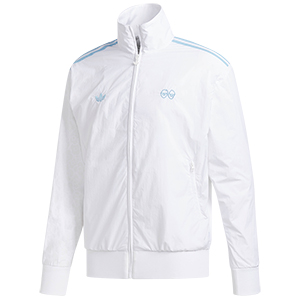 adidas X Krooked Jacket White/ClBlue
