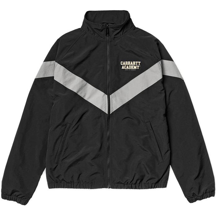 Carhartt Academy Jacket Black/Tin