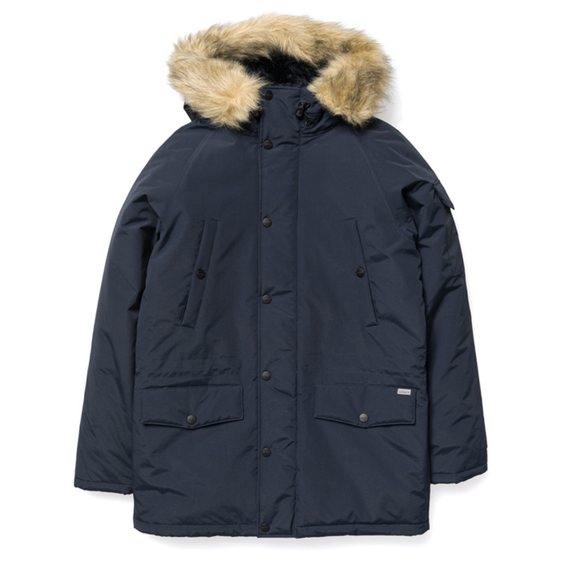 Carhartt Anchorage Parka Jacket Navy/Black