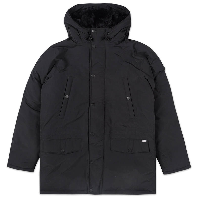 Carhartt Anchorage Parka Jacket Black/Black
