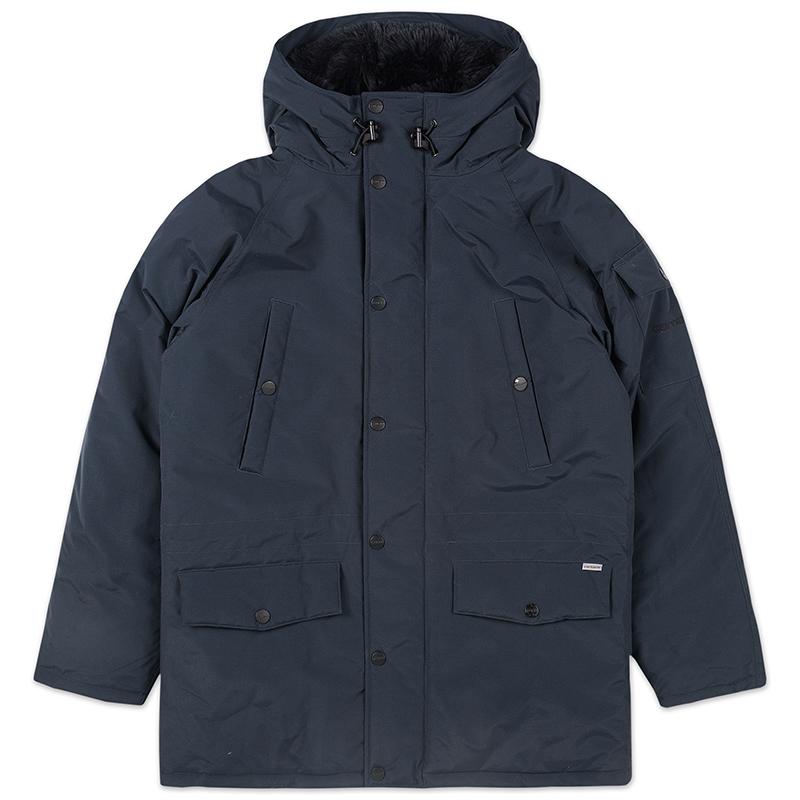 Carhartt Anchorage Parka Jacket Navy/Black