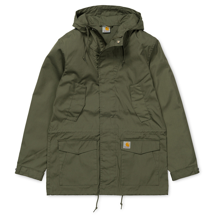 Carhartt Battle Parka Jacket Leaf