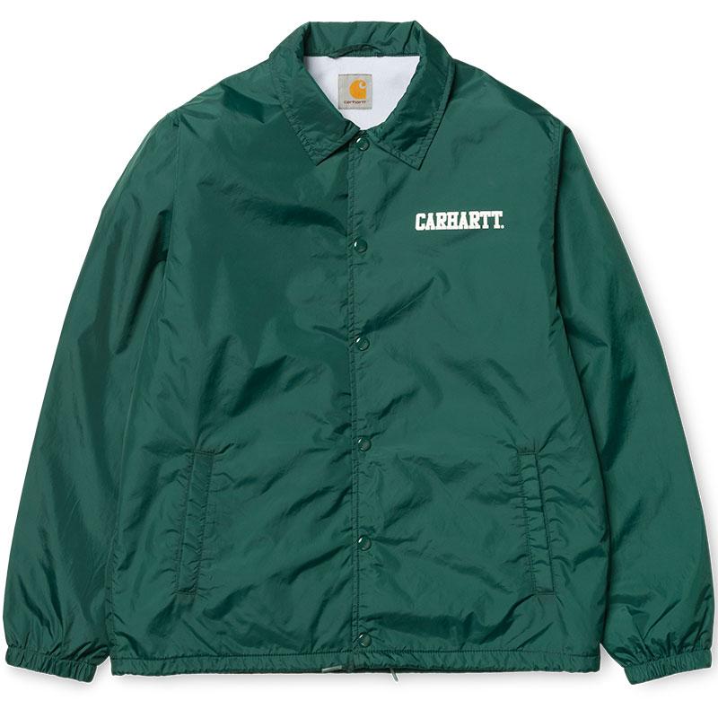 Carhartt College Coach Jacket Conifer